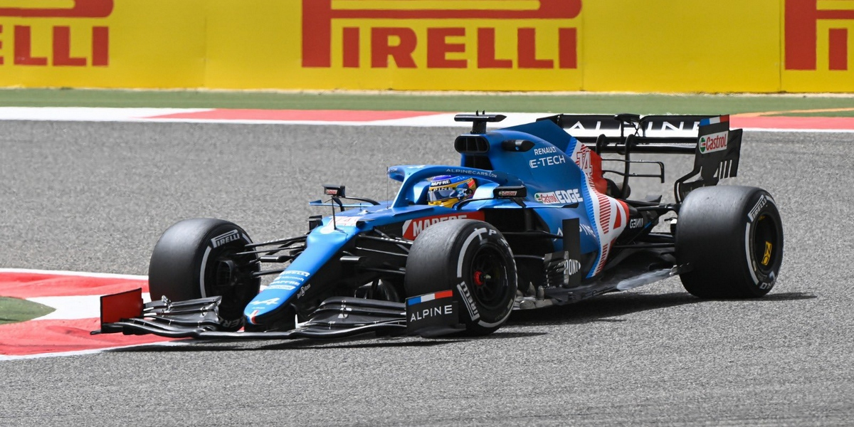 Alpine-F1-Team