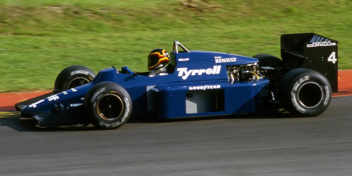 Tyrrell-Racing
