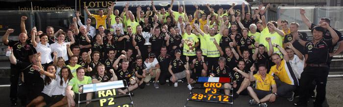 Lotus-Renault-ravie-de-son-double-podium