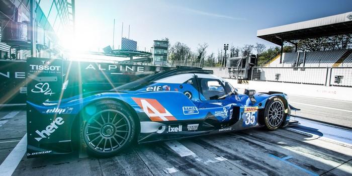 Prologue-FIA-WEC-Fortunes-diverses-pour-Alpine-et-ByKolles-a-Monza