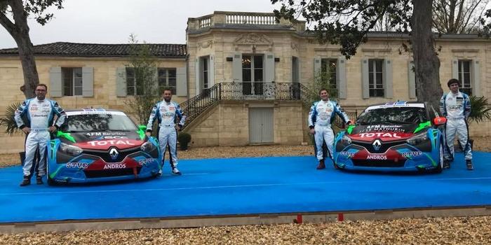 Des-Renault-Captur-au-Trophee-Andros-avec-DA-Racing