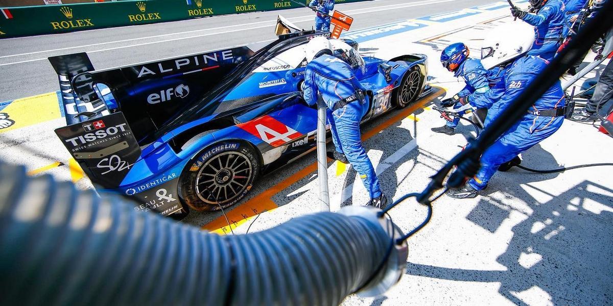 Le-Mans-2021-avec-Alpine-se-prepare