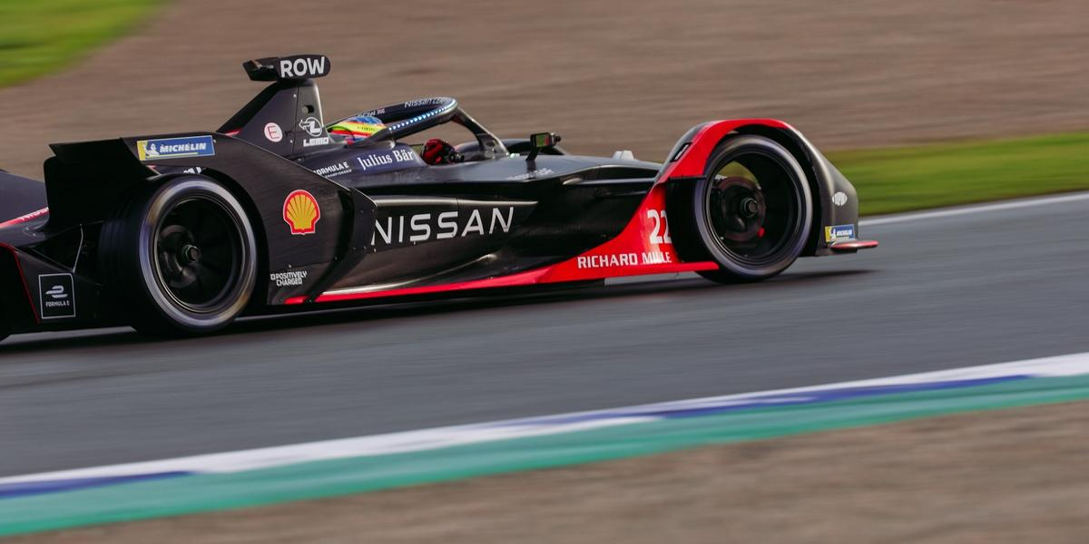 Nissan et la nouvelle IM03 en piste ce week-end à Monaco