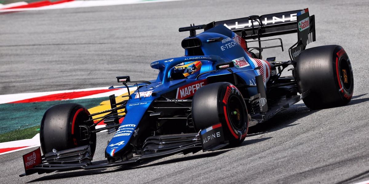 Espagne - EL1 : Valtteri Bottas premier leader, Alpine hors du top 10