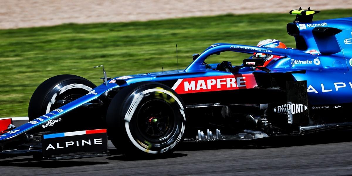 Grande-Bretagne - Sprint : la pole pour Max Verstappen, Alpine fait le show !