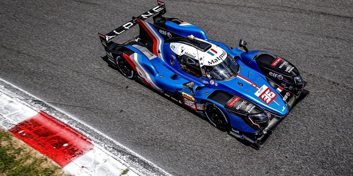 Deuxième à Monza, Alpine en embuscade de Toyota pour Le Mans