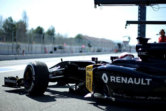 Le Projet Rsf1 Formule 1 Confidential Renault Fr