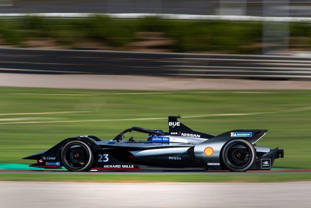 Nissan Lance Ce Week End Son Aventure En Formule E Confidential
