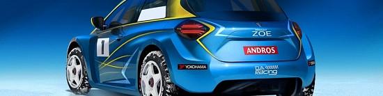 L-arrivee-de-la-Renault-Zoe-au-Trophee-Andros-se-prepare