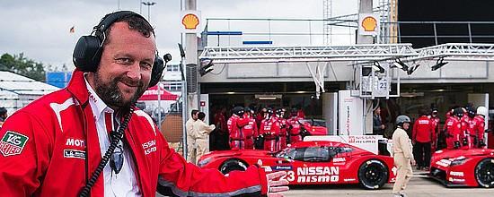Darren-Cox-quitte-Nissan-Motorsport