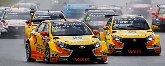 WTCC-Lada-ecrit-son-Histoire-sur-le-Moscow-Raceway